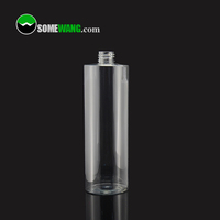 Cost Effective Free 3D Mock-up 16 oz clear plastic bottles