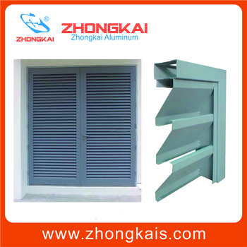 China Aluminium Louvers Profile Picture Frame Mouldings - Buy ...