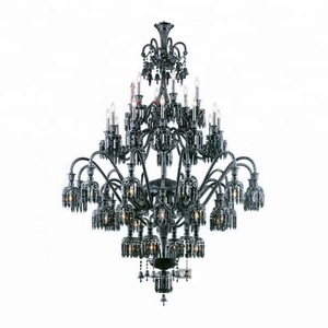 Funky Asfour crystal chandelier frenc cristal flower artistic