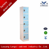 KD staff dormitory storage locker 5 door bedroom wardrobe cupboard