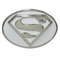 Wholesale custom western fashion superhero belt buckle
