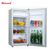 AC/DC solar powered stainless steel household fridge refrigerator major appliances