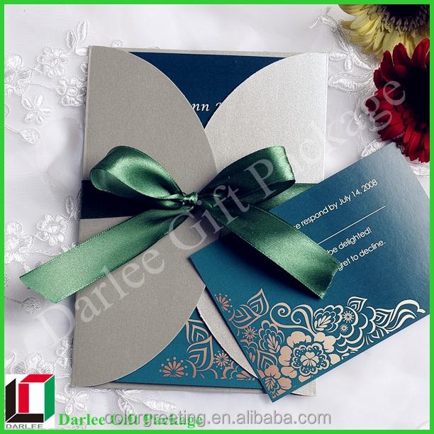 Chinese Wedding Invitation Card Formal Invitation Card Handmade – Invitation Cards Handmade