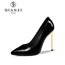 D197 attractive designs narrow shoes for women formal wear evening dresses