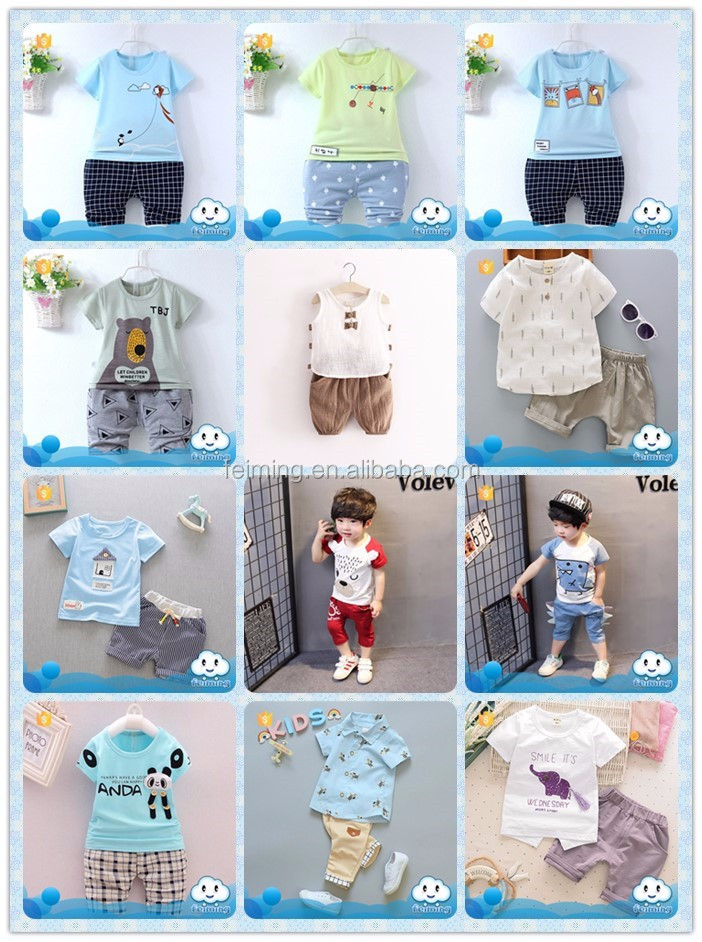 Factory supplier wholesale short sleeve baby clothes lion pattern baby romper