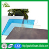 grass green sound resistance thin flexible plastic sheets car parking roof