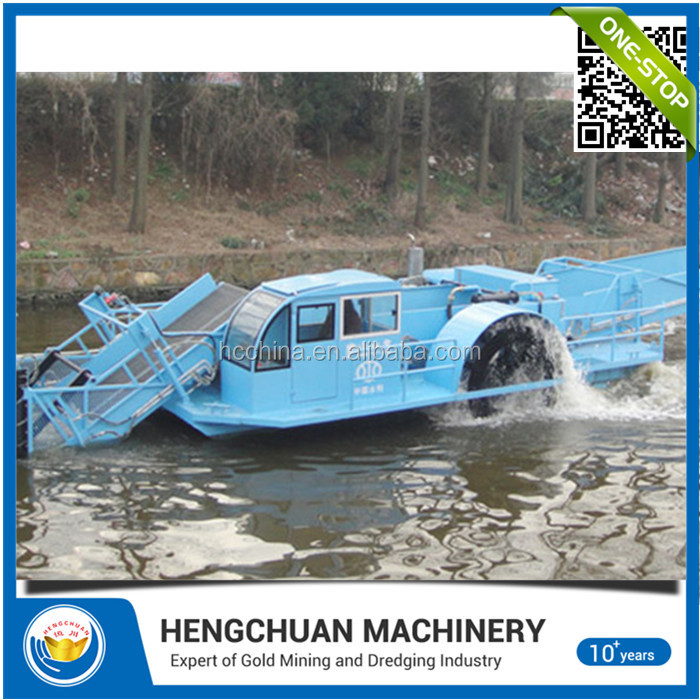Hot Selling Water Weed Harvester&Garbage Collection Boat&Water Weed Cutter Ship