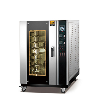 Industrial 8-Tray Electric Convection Ovens for Bread Baking