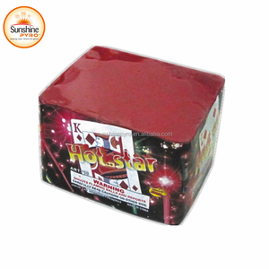Good Quality 20 shots Small Cake Battery fireworks