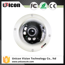Unicon Vision 3MP high quality outdoor zoom ip camera housing view on mobile phone