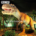 Indoor T-rex Exhibtion Animatronic Dinosaur Model For Show