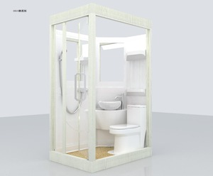 All In One Bathroom Unit