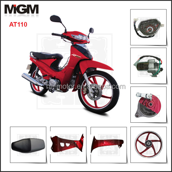 Types Of Motorcycle Engines: Oem All Type Of Parts For Motorcycle Italika At110 Italika