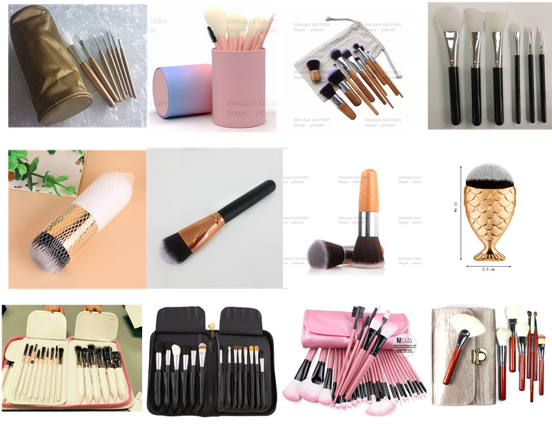 Yihuale maßgeschneidertes Design Air Brush Make-up
