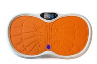 Comfortable Portable Slimming confidence fitness vibration plate