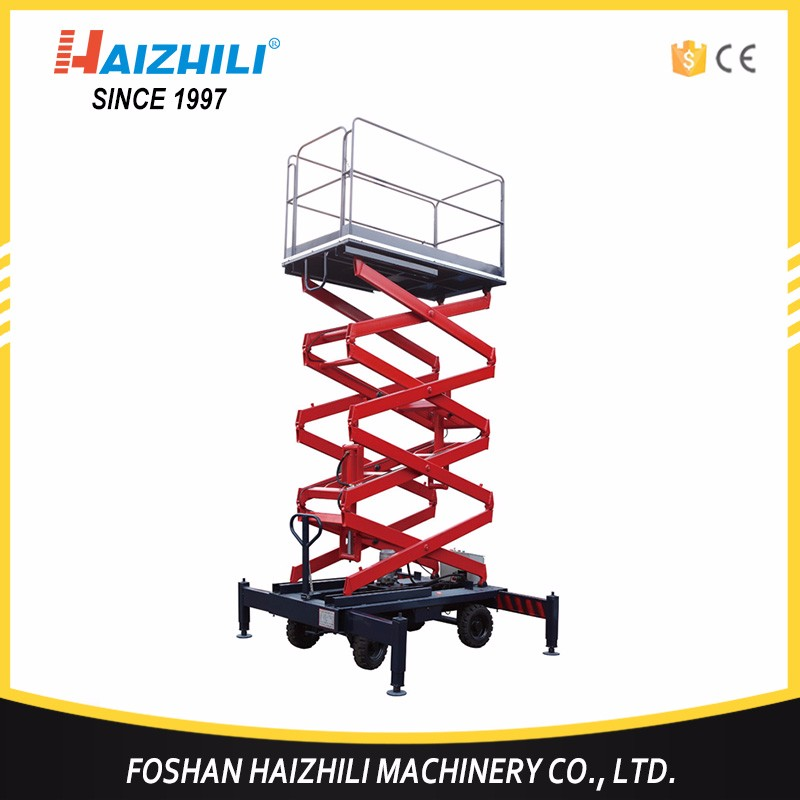 2017 Industry used popular 6m electric aerial work platform