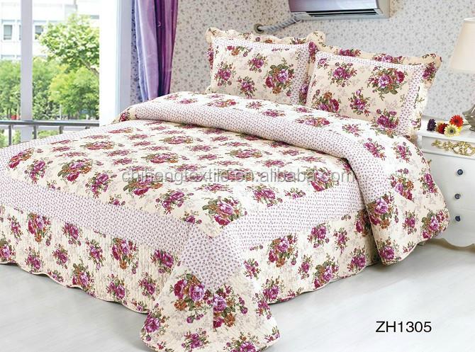 chine produits 100 coton applique patchwork couvre lit douillette literie id de produit. Black Bedroom Furniture Sets. Home Design Ideas