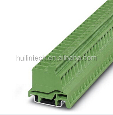 Wholesale Phoenix contact green din rail pcb screw terminal