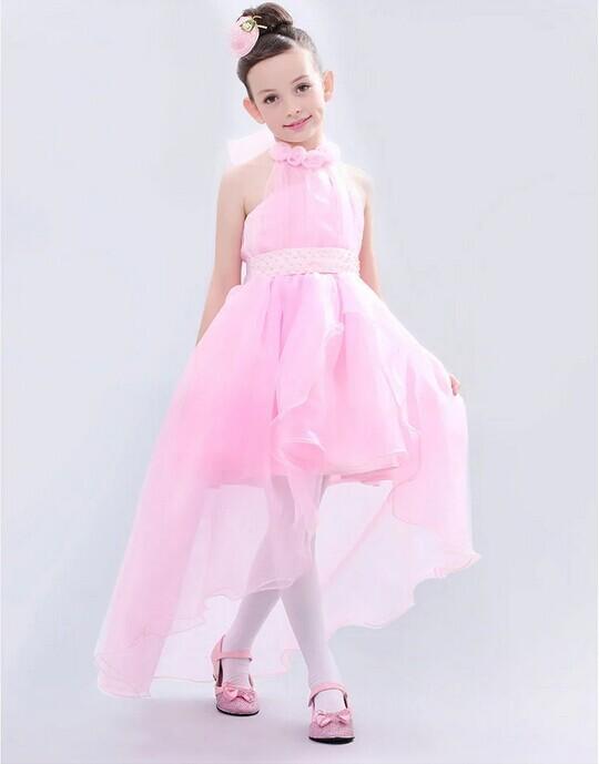 Venta al por mayor vestidos de fiesta blanco para nina-Compre online ...
