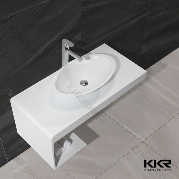 Under counter wash basin designs double bowl kitchen sink for Double bathroom sink basin