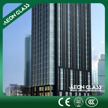 Innovative Design Fabrication And Engineering - Unitized Glass Curtain Wall  - Buy Unitized Glass Curtain Wall,Egineering Unitized Glass Curtain