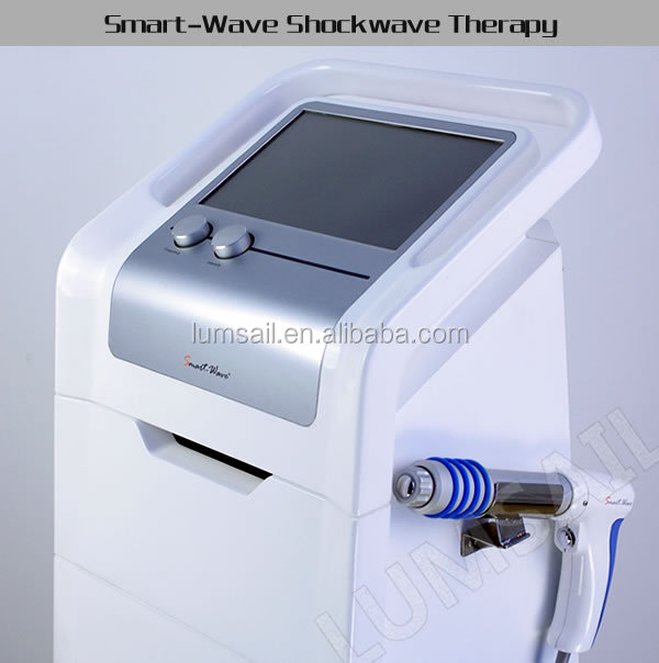 extracorporal shock wave therapy system for pain treatment