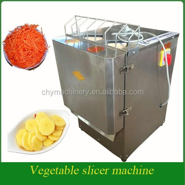 vegetable slicing machine