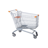 Yuanda European style grocery shopping carts