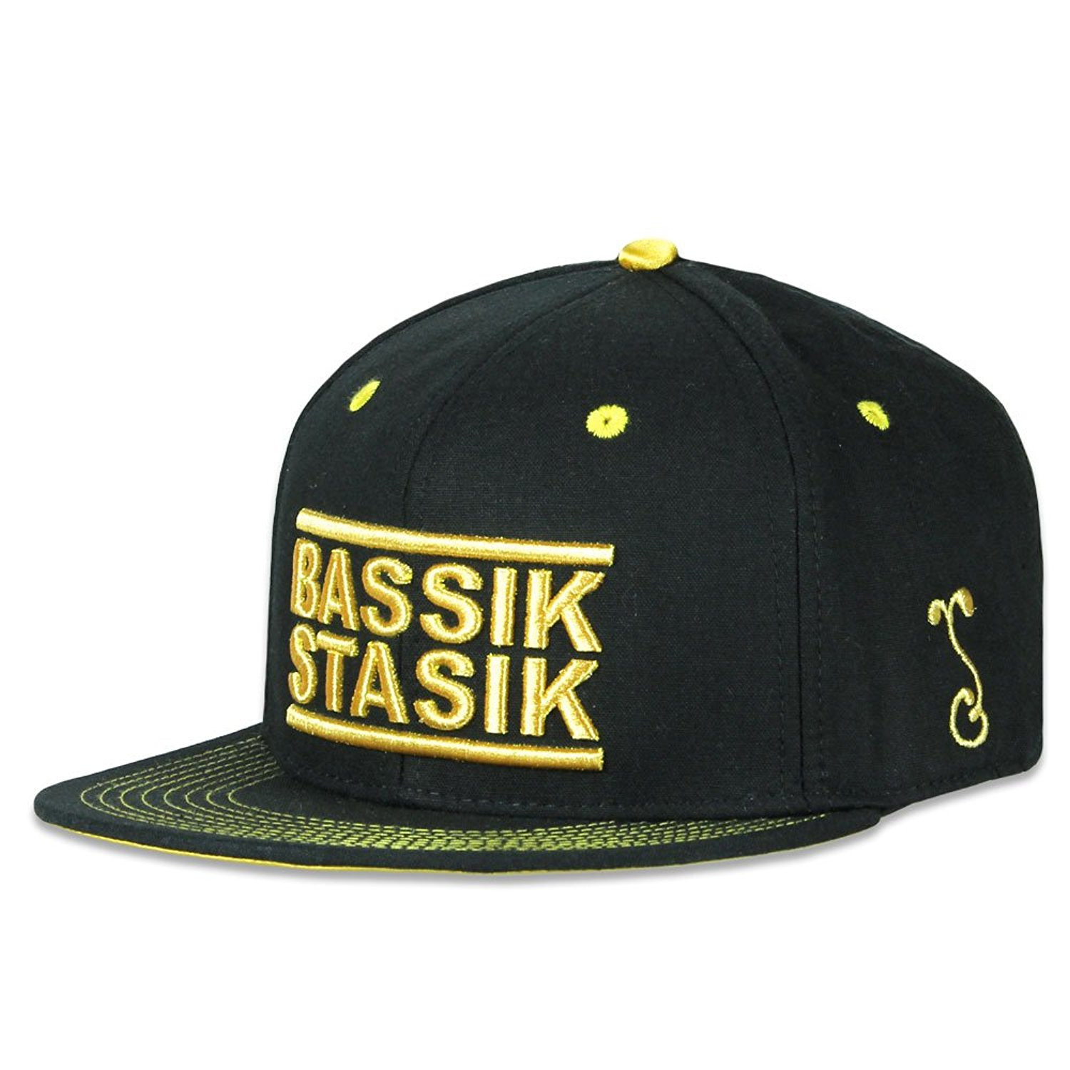 ab4151885f0 Get Quotations · Grassroots California Bassik Stasik 2017 Snapback