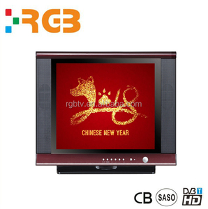 wholesale oem/oed Home Television Chinese crt tv with advertising function