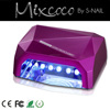 best selling 2016 hot sale nail LED lamp /multicolor nail lamp