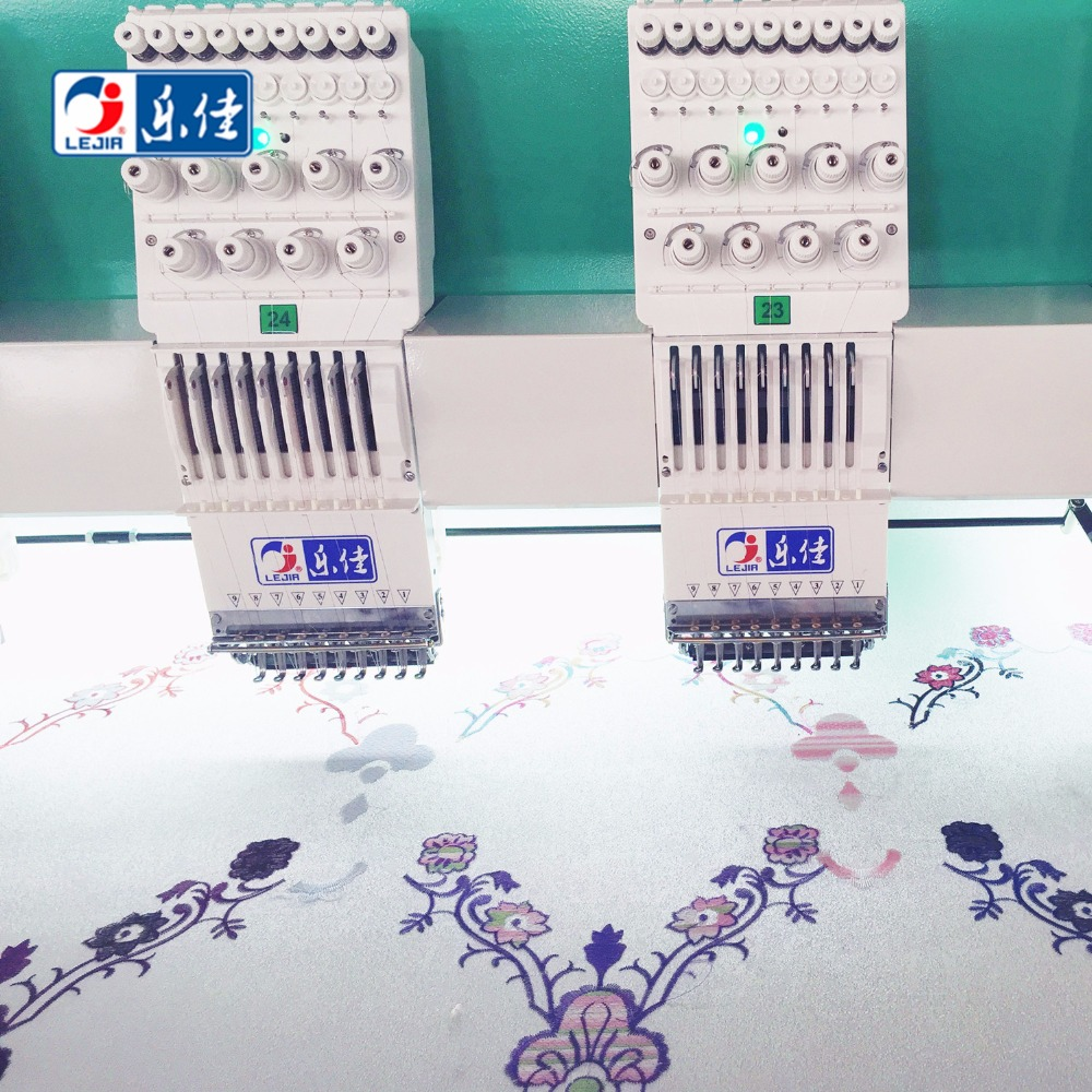 24 Head high speed juki computer sewing machine