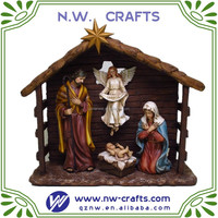 china nativity set baby jesus figurine