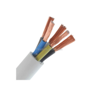 rvv 3 cores flexible electrical copper wire made in China