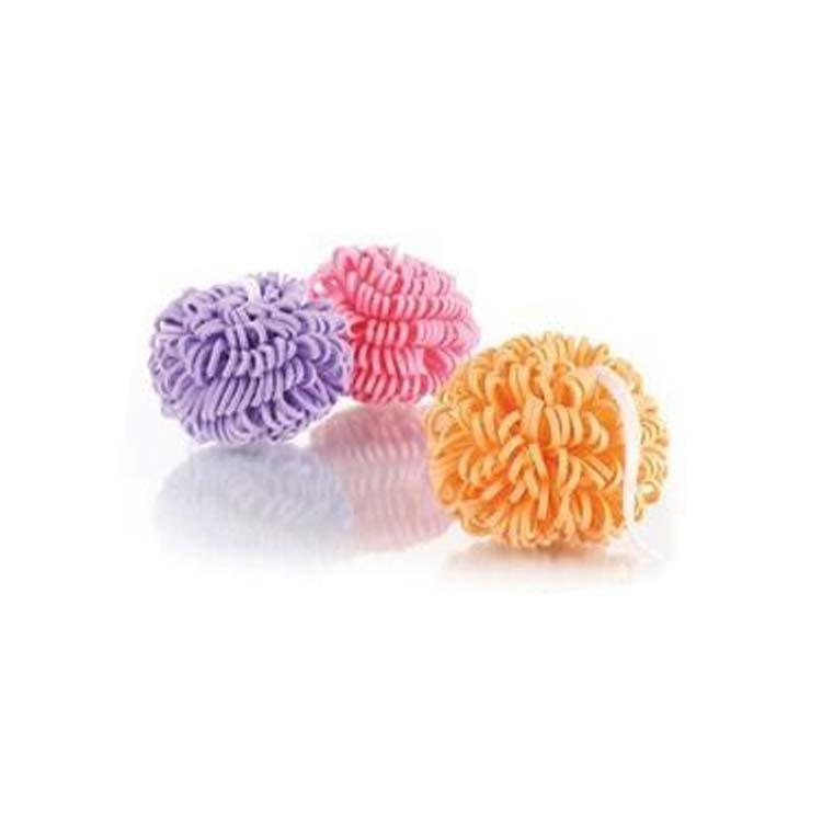 Eva Mesh Pouf Bath Sponges For Kids Buy Bath Sponges For