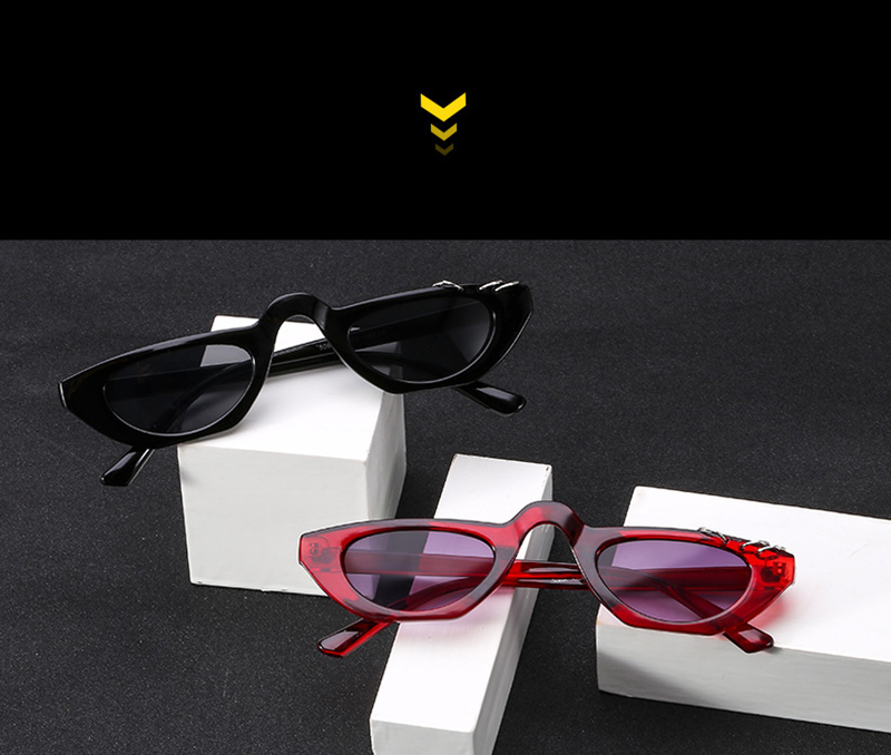 Wholesale womens metal sunglasses customized-7