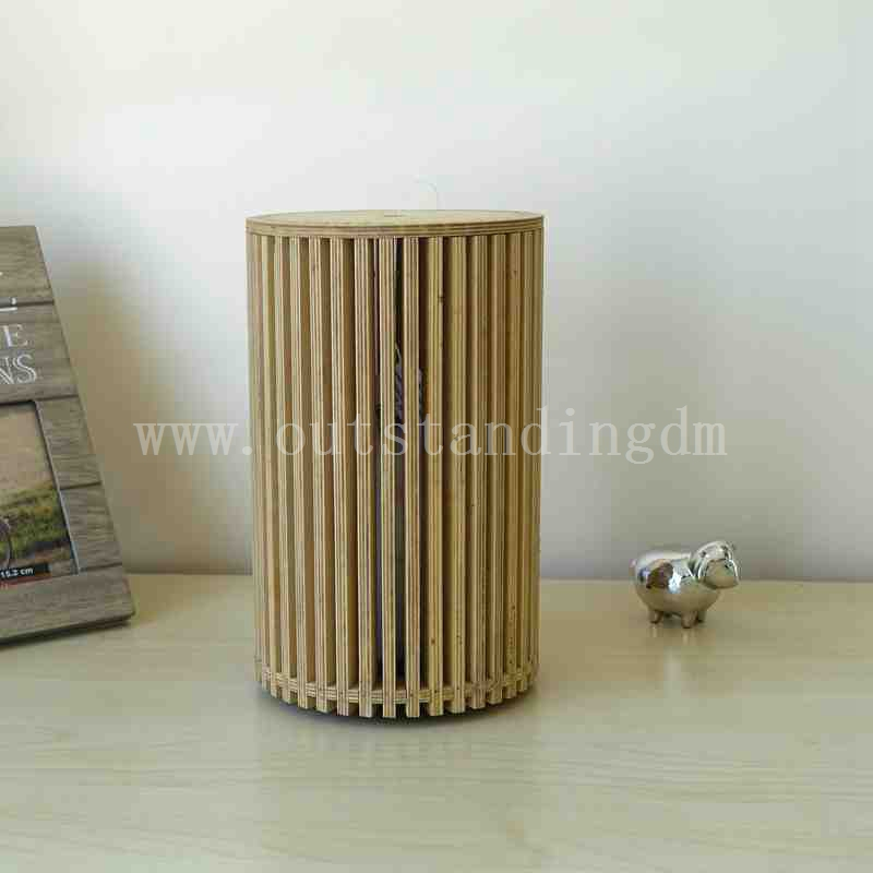 Wholesale Manual Humidity Control Electric Bamboo Essential Oil Aroma Diffuser