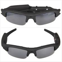 Fast shipping 2015 new mini DV DVR SPY Sunglasses Camera Recorder HD 4032 * 3024 + 8GB TF card High quality