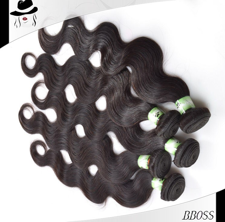 Best quality unprocessed virgin wavy indian temple hair weave,virgin wavy indian hair