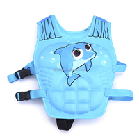 2018 child Swimming Vest Baby Swim Trainer Fishing Life Vest Ring Boy Girl Inflatable Cartoon And New Fashion Design Float Jacke