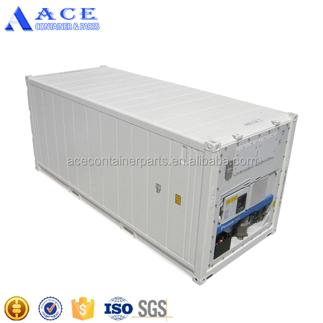 Daikin Carrier Thermo King Brand 20ft 40ft Cold Storage Container Cold Room  - Buy Cold Storage Container,Container Cold Room,Cold Cube Container