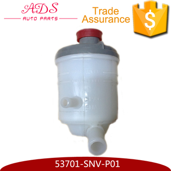 China Supplier Edible Oil Storage Tank Power Steering Oil Reservoir Assy  For Fa1 Oem:53701-snv-p01 - Buy Oil Reservoir Assy,China Supplier Edible  Oil