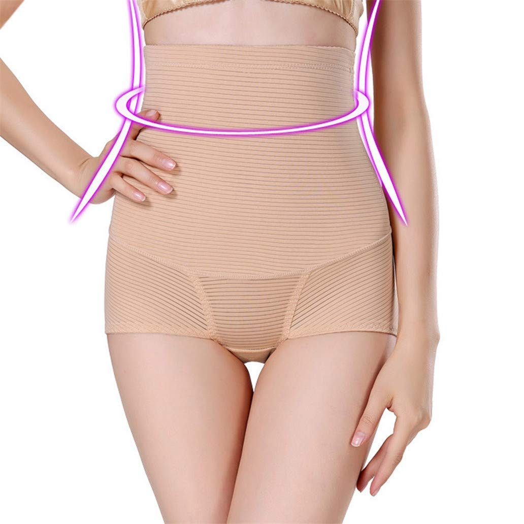 ASO-SLING Women Tummy Control Panties High Waist Seamless Sexy Slimming Body Shaper