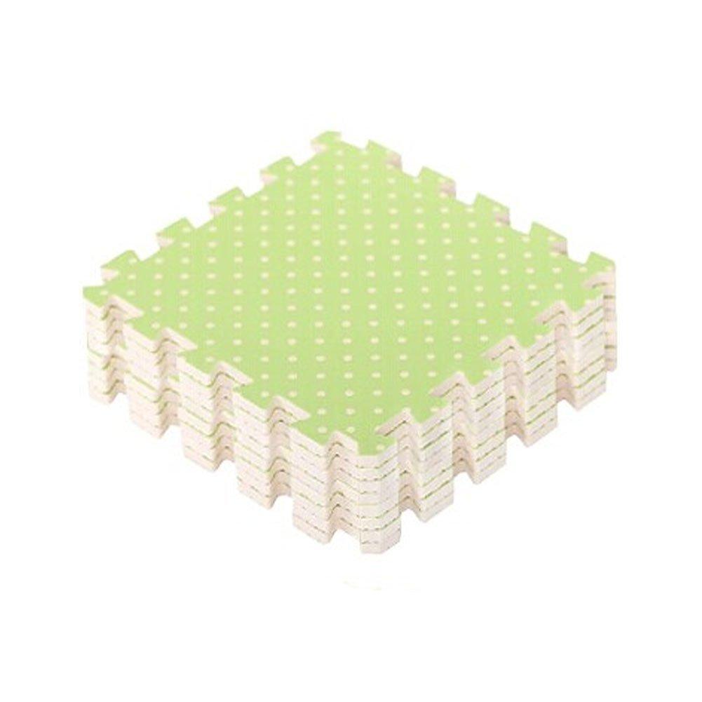 Cheap foam floor tiles lowes find foam floor tiles lowes deals on polka dots interlocking foam tiles eva foam floor mats 864 sqft9 tiles dailygadgetfo Images