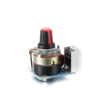 C220v 100w-500w High Power Scr Electronic Voltage Regulator Switch  Controller Motor Speed Control+heat Sink - Buy C220v 100w-500w High Power  Scr,Motor