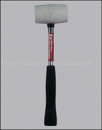 8oz rubber mallet