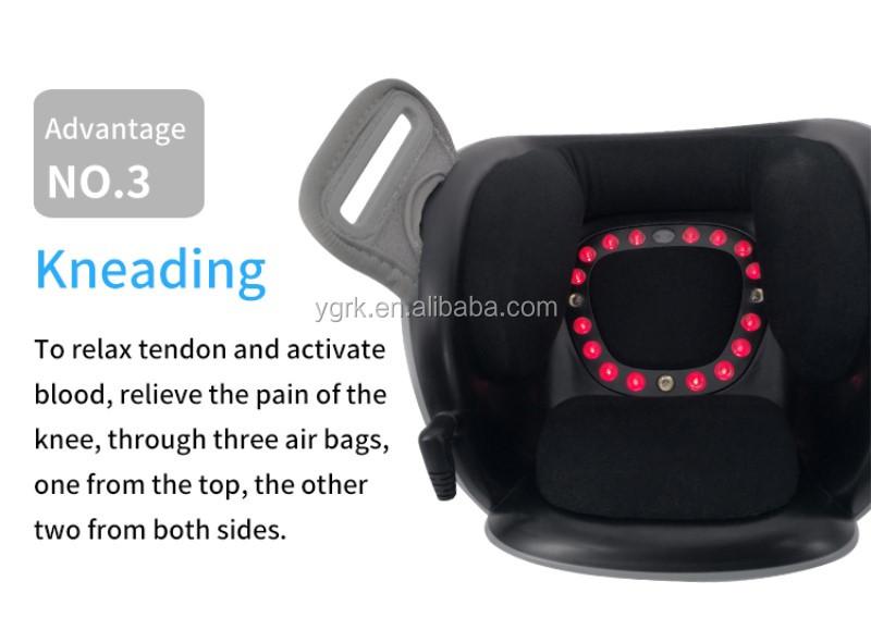 Elektrische Knie Care Massager voor Artrose Reumatoïde Artritis Pijn
