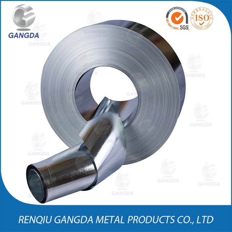 Manufacturer supply galvanized steel coil annealed steel roll for C-type steel