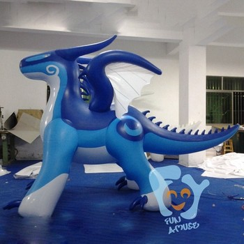 CUSTOM Giant Inflatable Lugia Model