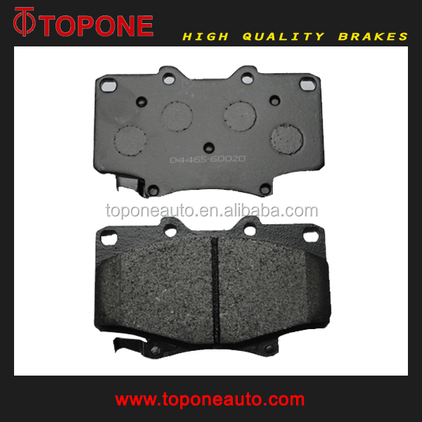 Trade Assurance Brake Pad D2094, D502, 04465-60020 Brake Pads For TOYOTA LAND CRUISER